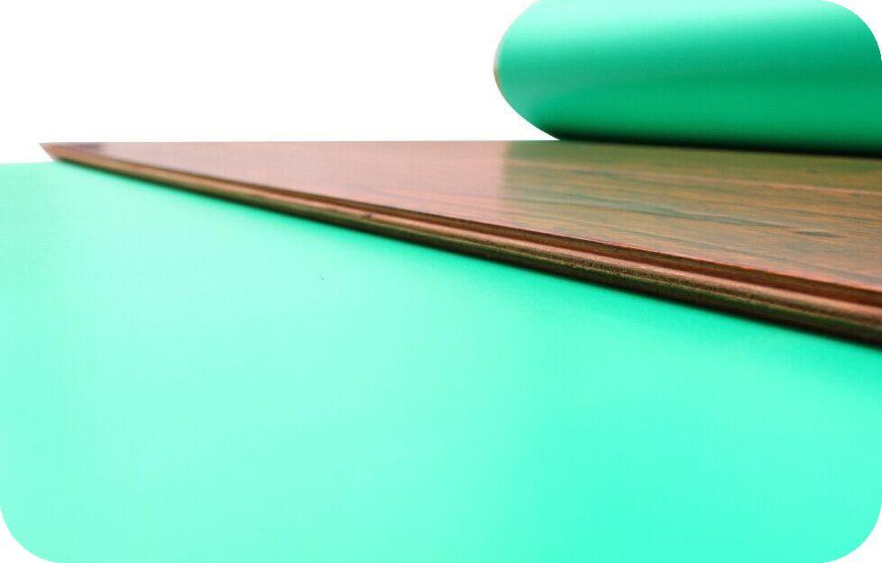 Acoustic flooring underlay