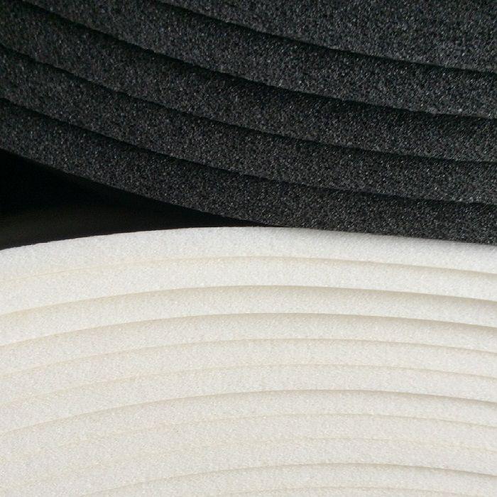 Under slab insulation materials