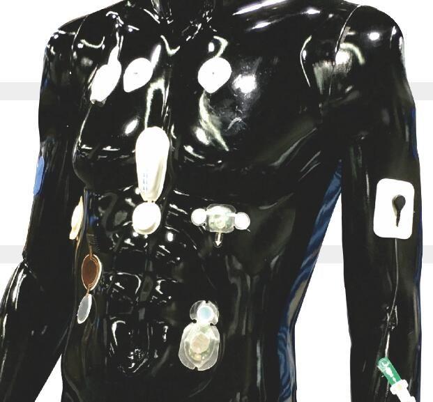 IXPE foam for ECG elctrode
