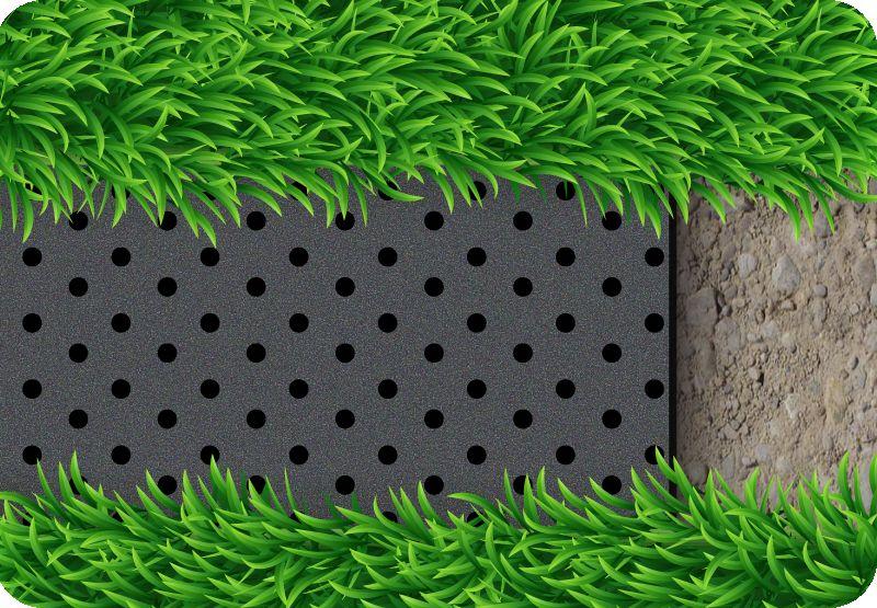 人造草坪吸震垫